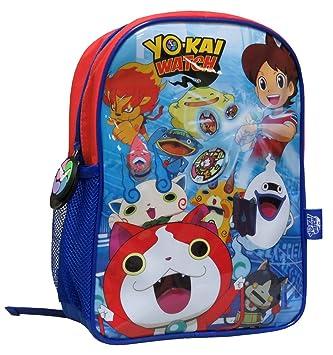 CYP Imports MC-06-YK - Mochila infantil Yo-Kai Watch, 32 cm: Amazon.es: Equipaje