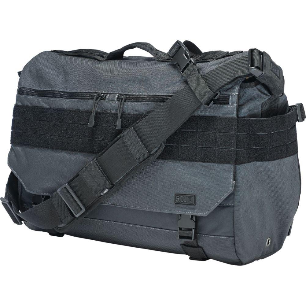 5.11 Tactical Rush Delivery Xray Sac Bandoulière, 51 cm, 25 L, Gris 56178