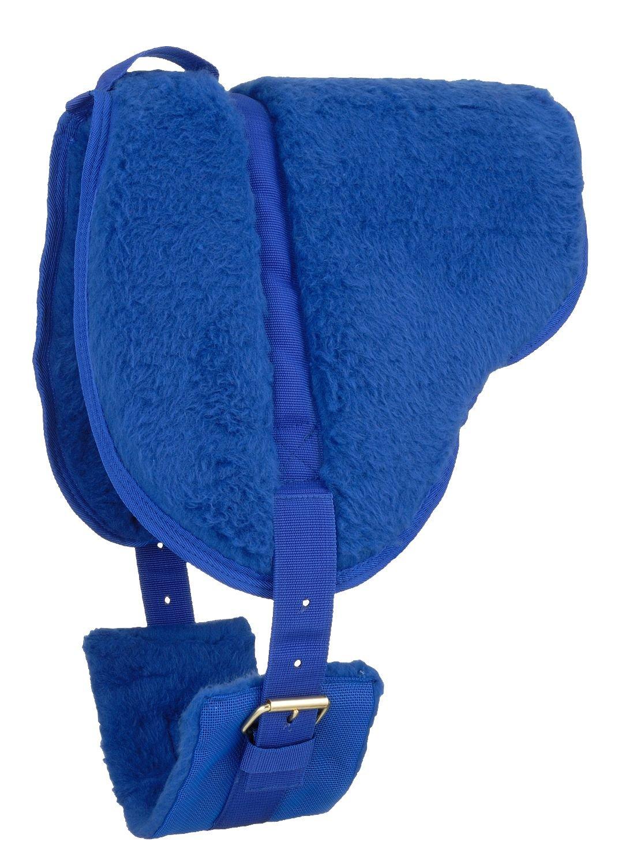 Royal bluee Tough 1 Miniature Bareback Pad