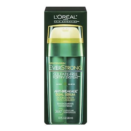 L'Oreal Paris Hair Expertise EverStrong Anti-Breakage Double Force Cream Serum