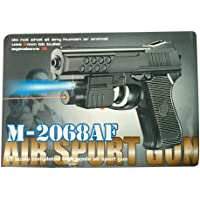 Others Air Sports Laser Gun Red Laser with Bullets (6mm)