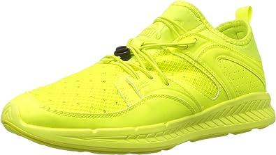 Puma Blaze Ignite Future Minimal Hombre US 14 Amarillo Zapatillas: Amazon.es: Zapatos y complementos