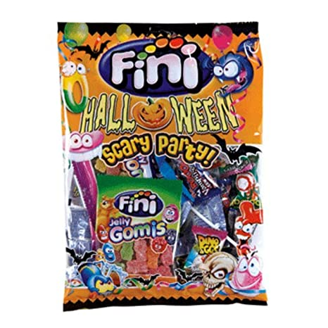 pipal Surtido de Caramelos - Halloween Scary Party-: Amazon ...