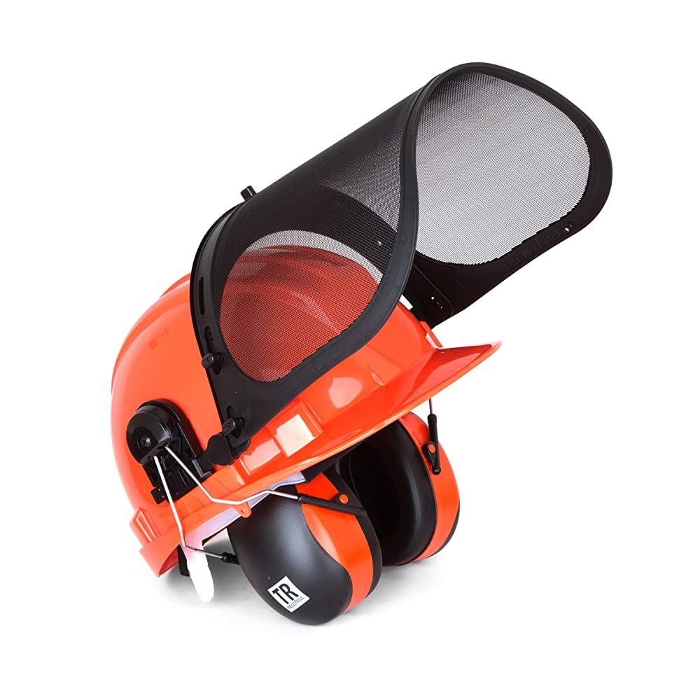 chainsaw safety helmets