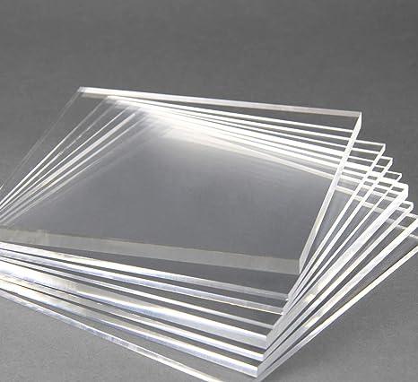 Acrylglas klar Restabschnitt 900 x 170 x 2,5 mm