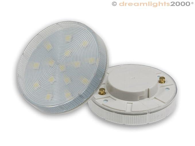 230 V Bombilla LED xh25, zócalo: GX53 3 W, 240 Lm, |