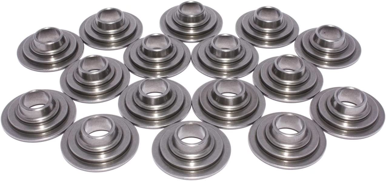 Lunati 77732-16 10 Degree Tool Steel Retainer Set for Dual Valve Springs