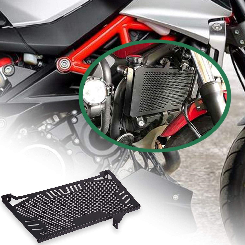 Dasorende Protector de Radiador de Motocicleta Cubierta de Enfriador de Aceite de Rejilla Protectora para Aprilia Shiver GT 750 Shiver 900 2017-2018 Accesorios de Motocicleta