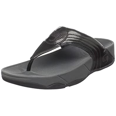 4eac714a3210 FitFlop Women s Walkstar 3 Metallic Sandal