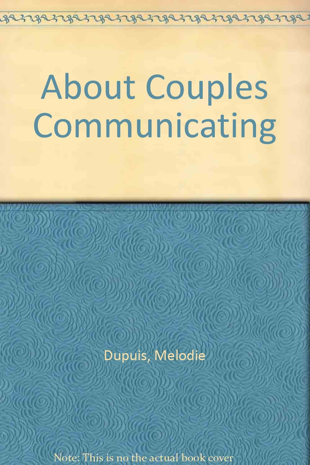 Download About Couples Communicating ebook
