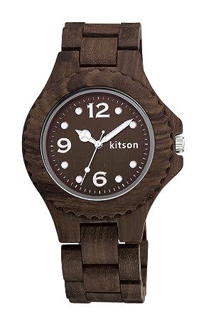 98edfcc9ef Amazon   [キットソン]kitson 腕時計 KW0261   kitson(キットソン ...