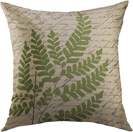 Mugod Decorative Throw Pillow Cover