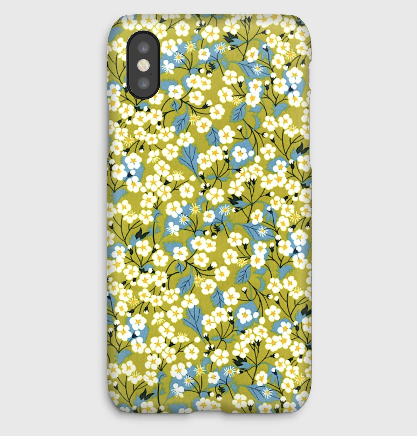 Liberty Mitsi C, coque pour iPhone XS, XS Max, XR, X, 8, 8+, 7, 7+, 6S, 6, 6S+, 6+, 5C, 5, 5S, 5SE, 4S, 4,