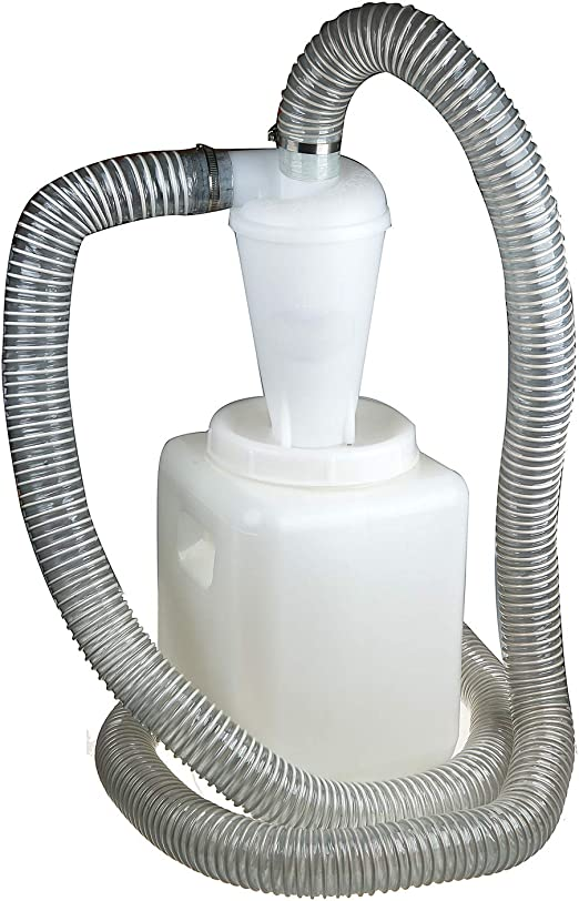 Vinteky - Separador de Filtro de ciclón para Aspirador y ciclón ...