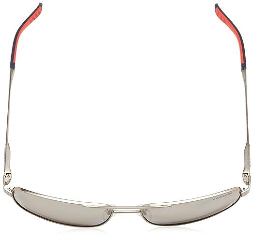 04e10c20a4fc Carrera Rectangle Men's Sunglasses-Matte Gray-CARRERA 8011/S R81 DY-58-16- 140: Amazon.ae