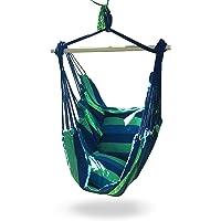 iCorer Hanging Hammock Chair Swing Max. 265 Lbs
