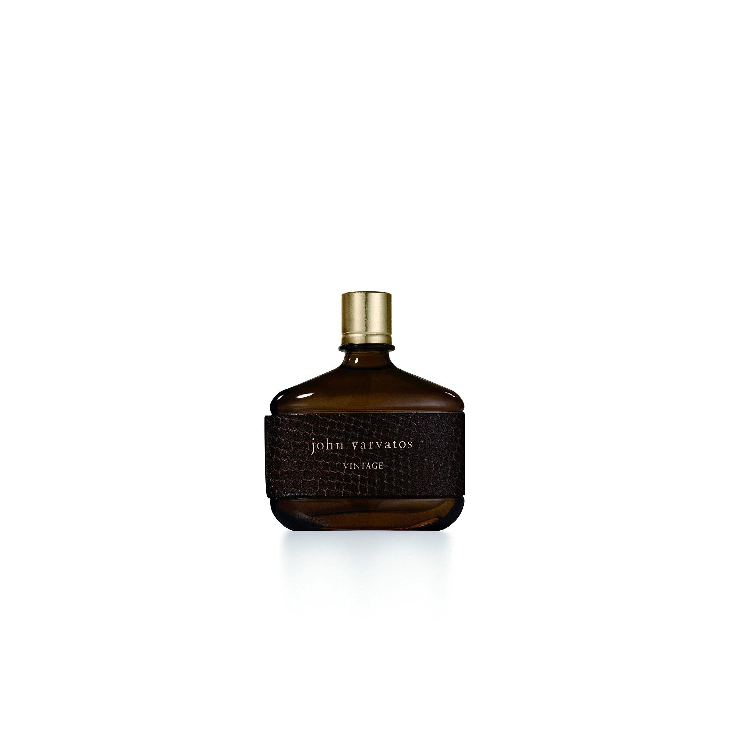 Amazon.com: John Varvatos Vintage Eau de Toilette Spray, 4.2 oz.: JOHN VARVATOS: Luxury Beauty