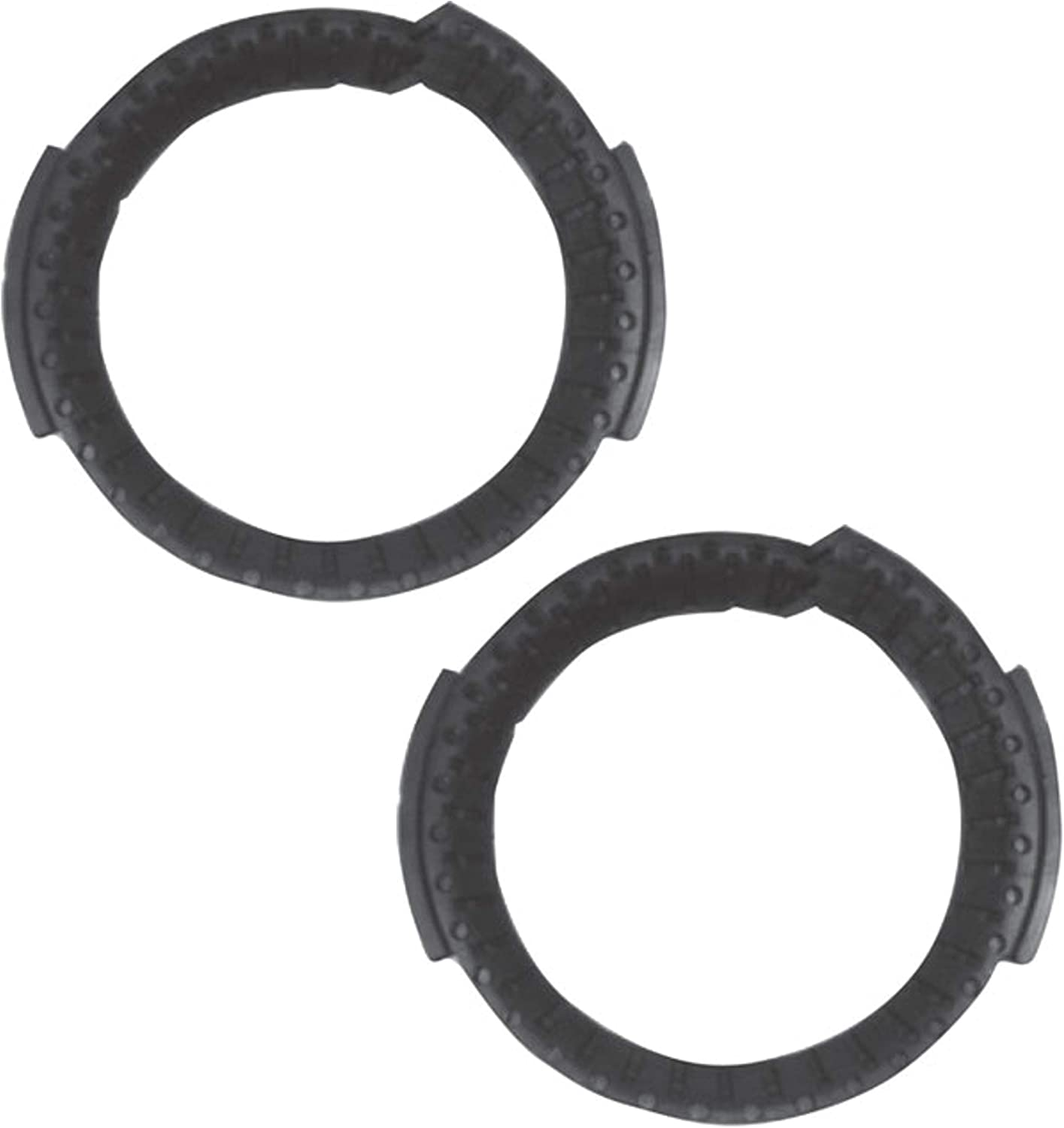 Pair Set of 2 Rear Lower KYB Coil Spring Insulator For Chrysler Dodge Plymouth Neon