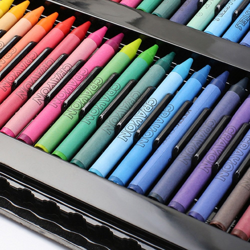 Artist art drawing set, Children's Gifts, Art Supply 1722 Pieces Of Luxury Art Creative Set In Wooden Boxes, Art Supplies Painting And Drawing, Essential Art Kits Gifts for children and children. by JIANGXIUQIN (Image #3)