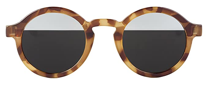 MR.BOHO, High-Contrast tortoise dalston with bicolor silver ...