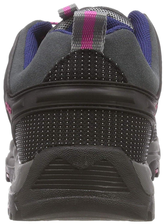 CMP Unisex-Erwachsene Niedrig Rigel Niedrig Unisex-Erwachsene Wp-3Q13244 Trekking- & Wanderschuhe, Grau (Grau-hot Pink) 85fa82