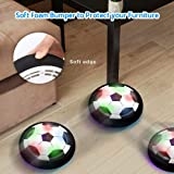 Toyk Boy Toys - LED Hover Soccer Ball - Air Power
