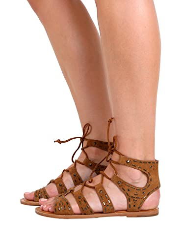 ee2a0eaea14 Amazon.com  Dolce Vita Jazzy Open Toe Leather Sandals  Shoes