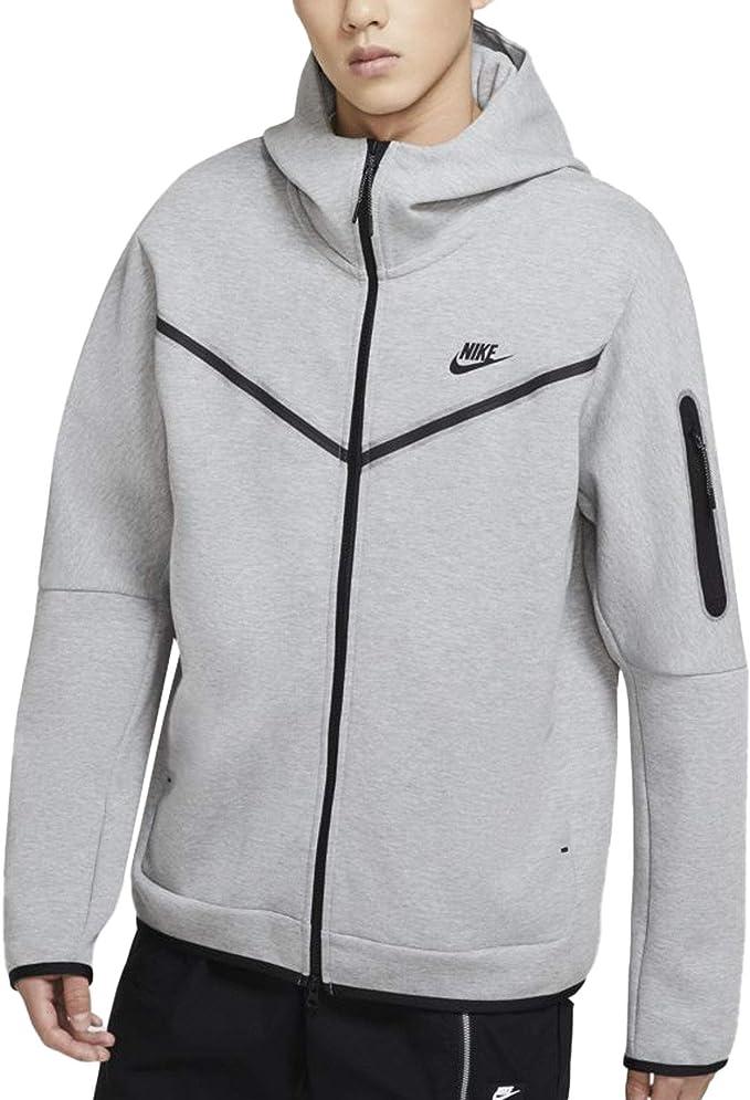 Nike Tech Fleece Hoodie Men Amazon Co Uk Clothing