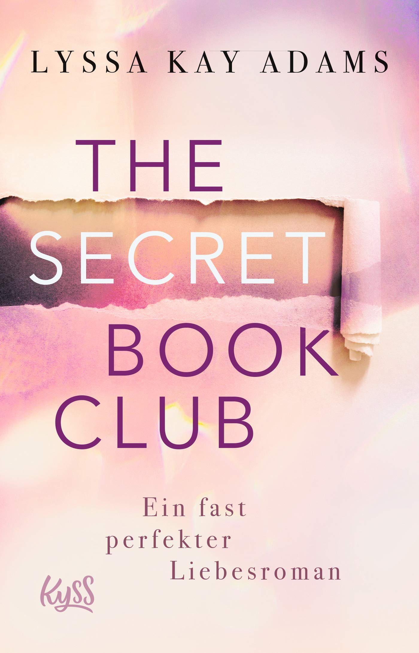 the secret book club