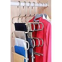 Helen'S Home 5 Katlı Metal Pantolon Eşarp Askısı