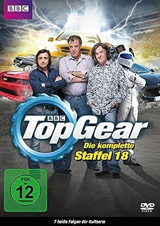 Top Gear - Season 18 [2 DVDs]: Amazon.es: Jeremy Clarkson, Richard Hammond, James May, diverse, Jeremy Clarkson, Richard Hammond: Cine y Series TV