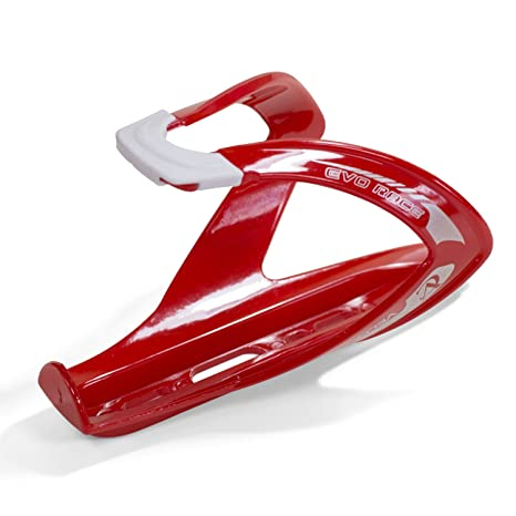 velochampion gabbia  VeloChampion Gabbia portaborracce da bici Evo Race - Rosso per ...