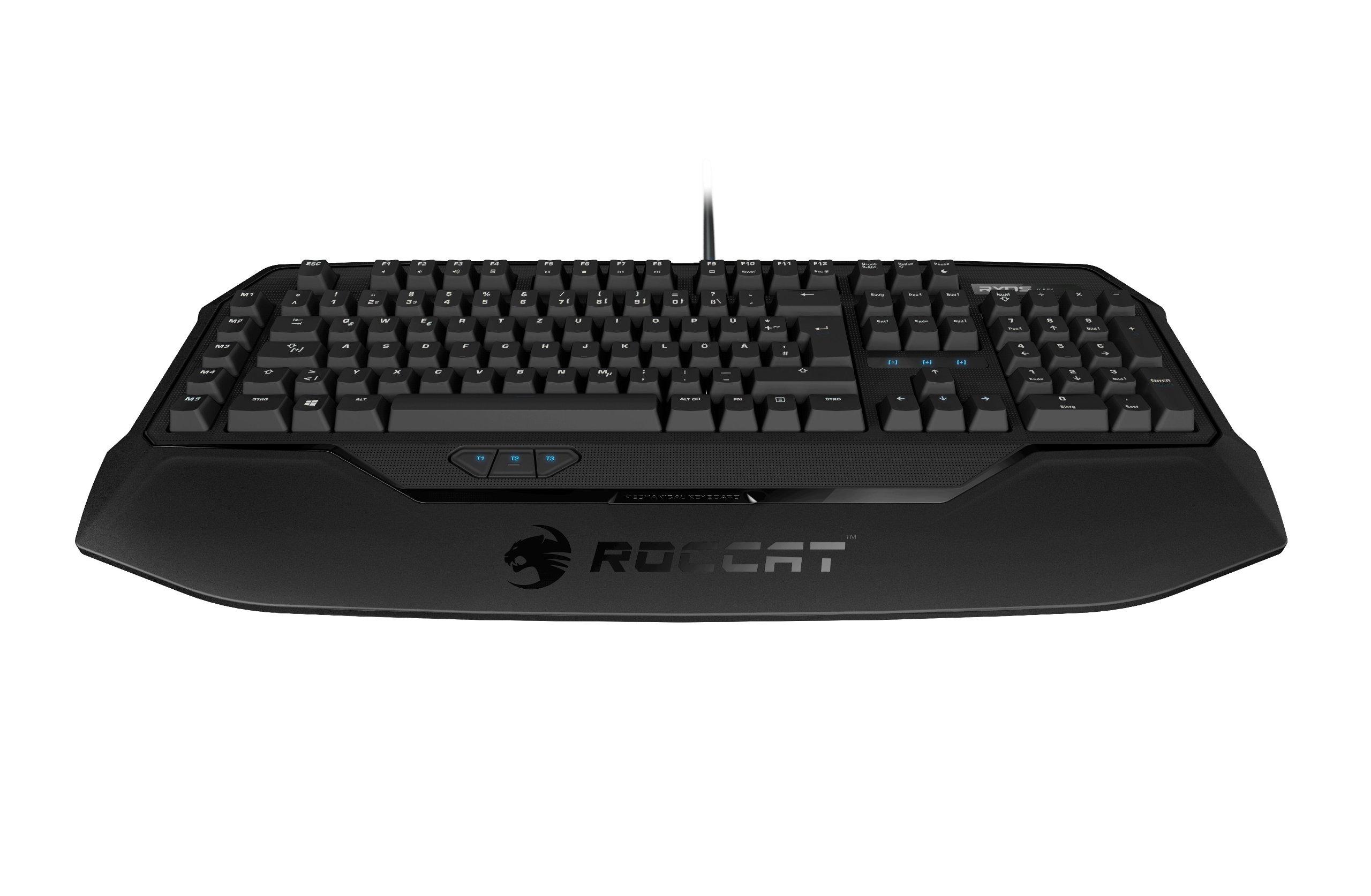 ROCCAT RYOS MK Advanced Mechanical Gaming Keyboard, Black CHERRY MX Key Switch by ROCCAT (Image #3)