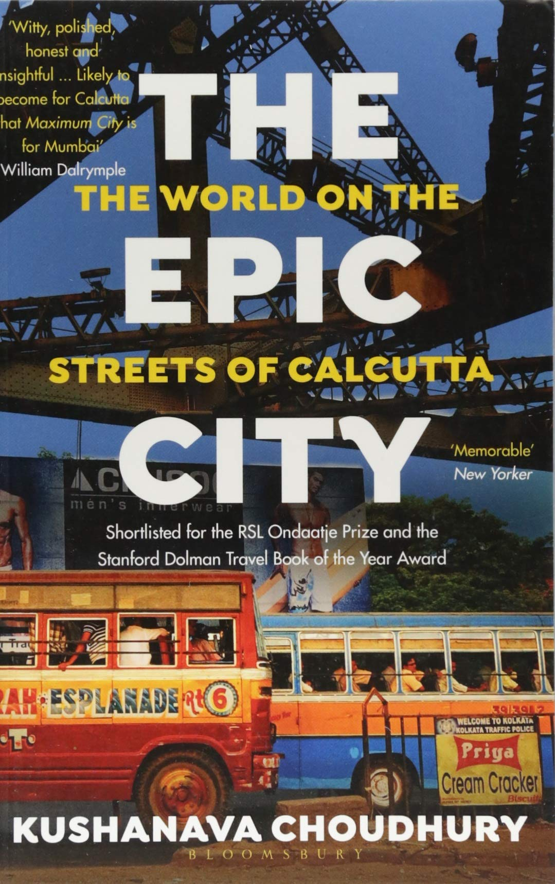 The Epic City  The World On The Streets Of Calcutta
