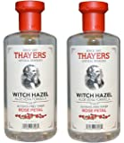Thayers Rose Petal Witch Hazel with Aloe Vera - 12 oz.