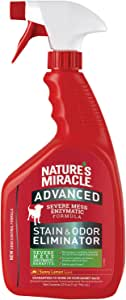 Nature's Miracle Lemon Scented Advanced Stain & Odor Remover