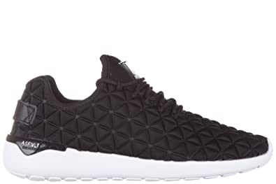 ASFVLT zapatos zapatillas de deporte mujer nuevo negro EU 37 SS006 KbJLqo