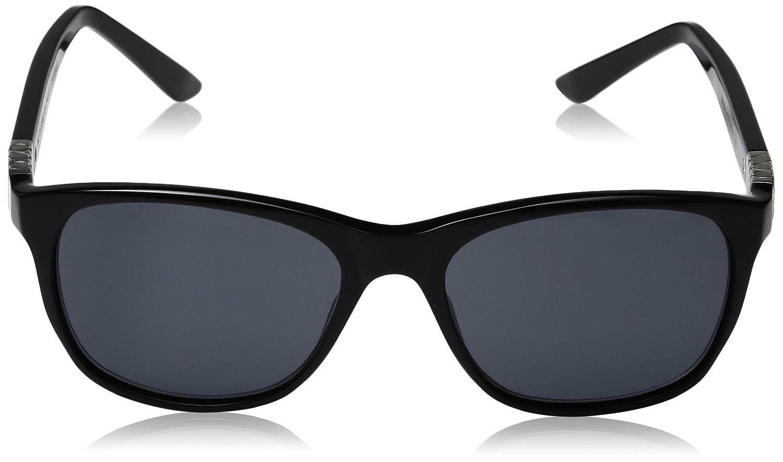 Amazon.com: Tag Heuer Legend 9382 104 cuadrado anteojos de ...