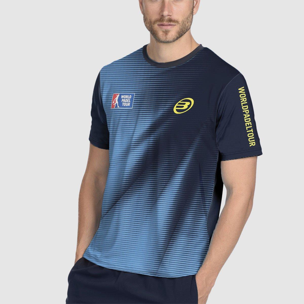 Bull padel Zambe Camiseta, Hombre: Amazon.es: Ropa y accesorios