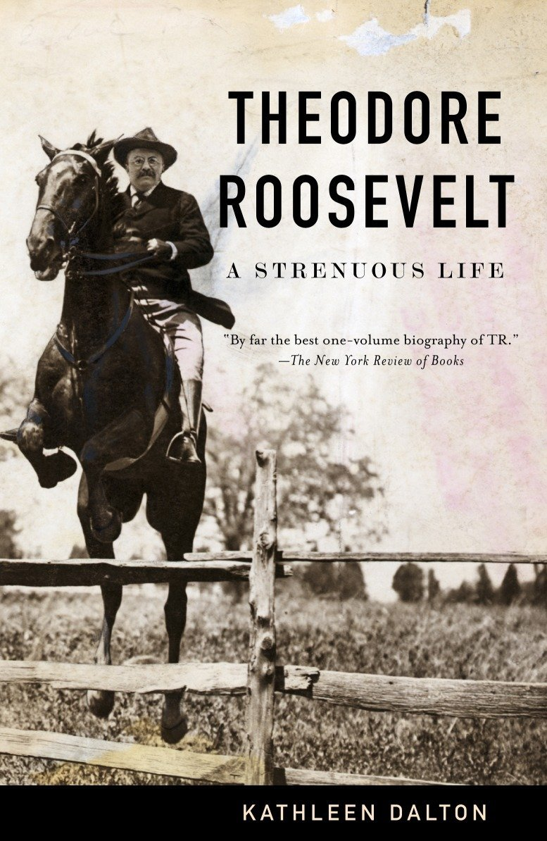 Download Theodore Roosevelt: A Strenuous Life pdf epub