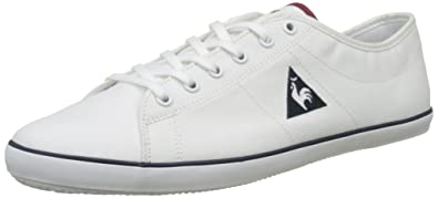 40470defba Le Coq Sportif Men  s Slimset CVS Low-Top Sneakers  Amazon.co.uk ...