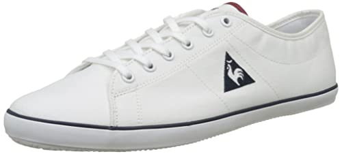 Le Coq Sportif Feretcraft, Zapatillas para Hombre, Blanco (Optical White), 44 EU amazon-shoes el-gris Cordones