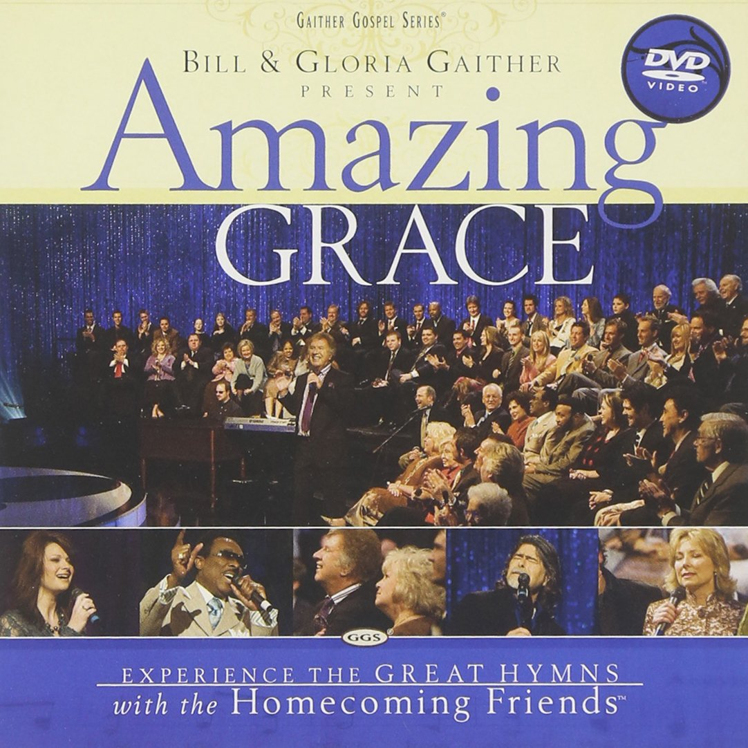 Amazon.com: Bill and Gloria Gaither and Their Homecoming Friends: Amazing Grace: Jessy Dixon, Brenda Lee, Russ Taff, Jeff Taylor, Gaither Vocal Band, ...