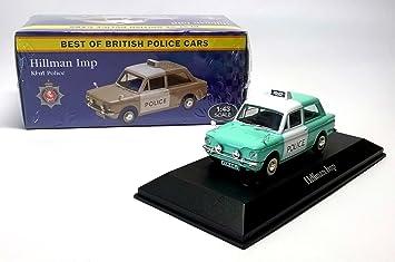 Atlas Editions Hillman Imp Best Of British Police Cars Model