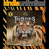 Safari Readers: Tigers (Safari Readers - Wild Animal Books for Kids Book 7)