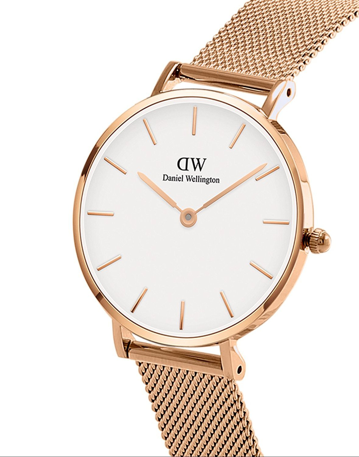 d1a3c87d87464e Daniel Wellington Classic Petite Melrose in White 28mm - DW00100219 < Wrist  Watches < Clothing, Shoes & Jewelry - tibs