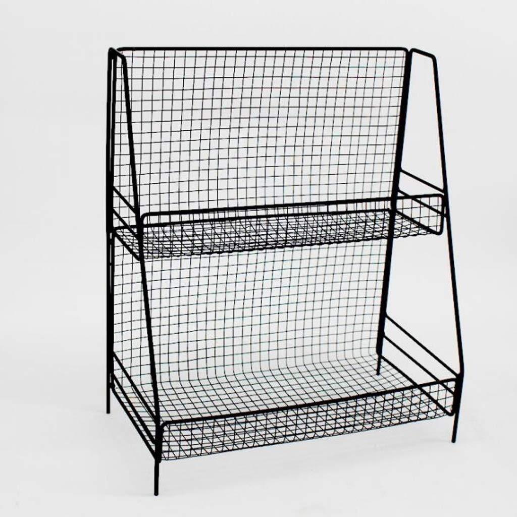 KGMYGS Supporto per Piante da Parete in Ferro battuto in Metallo Stile Nordico Stand di Fiori