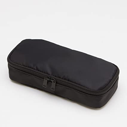 d2beb4d7fbc6eb Amazon.com: [Muji]nylon pen case Big capacity type from Japan: Home ...