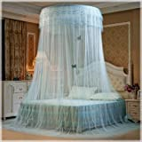 POPPAP Bed Canopy Queen Size Bed Canopy Curtain