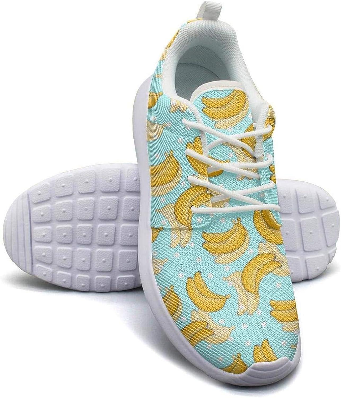 Amazon.com: Yellow banana Tennis Shoes